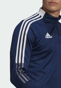 adidas Performance - TIRO21 TR TOP - Longsleeve - blue - 4