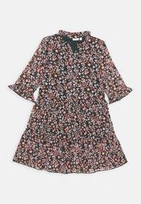 Name it - NKFKIMMIE MIDI 3/4 DRESS - Day dress - darkest spruce - 0