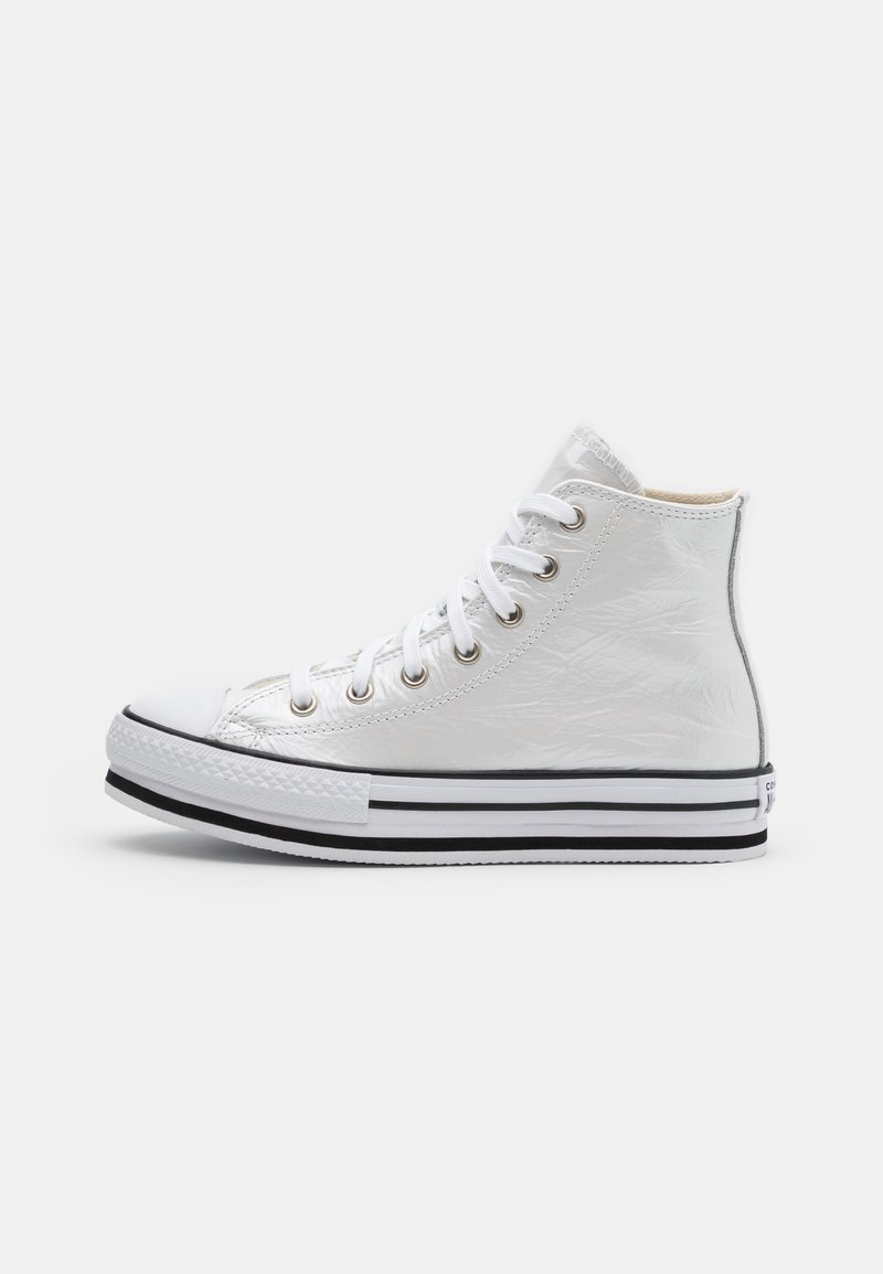 Converse - CHUCK TAYLOR ALL STAR PLATFORM EVA - Baskets montantes - white/black