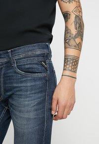 Replay - JONDRILL - Slim fit jeans - dark blue - 4