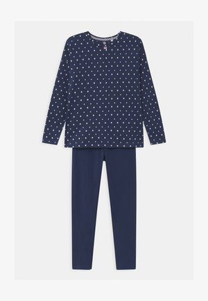 LONG - Pyjama set - nordic blue