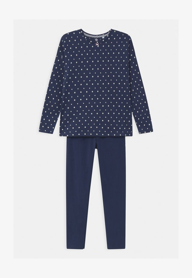 LONG - Pijama - nordic blue