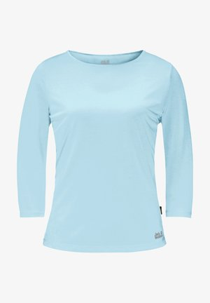JWP - Long sleeved top - frosted blue