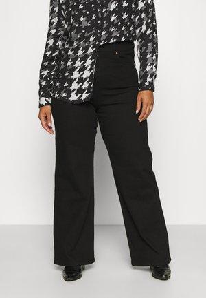 MOXY - Jeans straight leg - solid black
