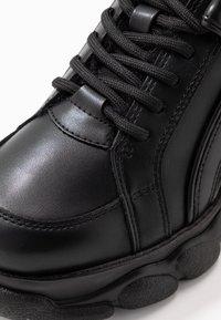 Buffalo - CORIN - High-top trainers - black - 2