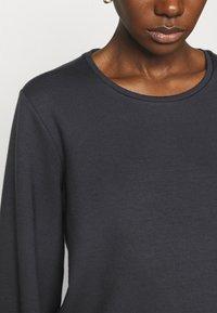 Lounge Nine - LNFINOLA  - Sweatshirt - pitch black - 5