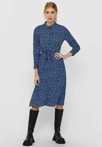 JDY - Sukienka z dżerseju - blue iolite - 1