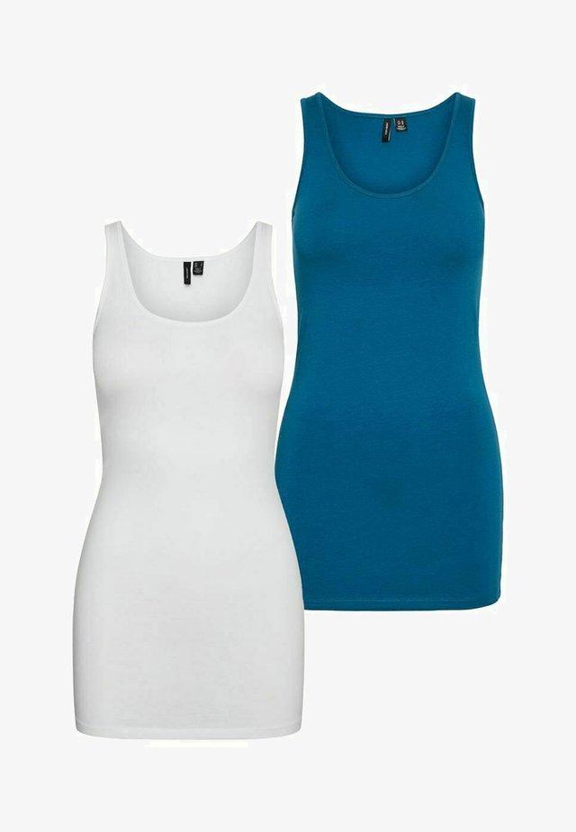 2ER-PACK - Top - moroccan blue