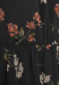 Vero Moda - VMKEMILLA  - Day dress - black/sallie - 5