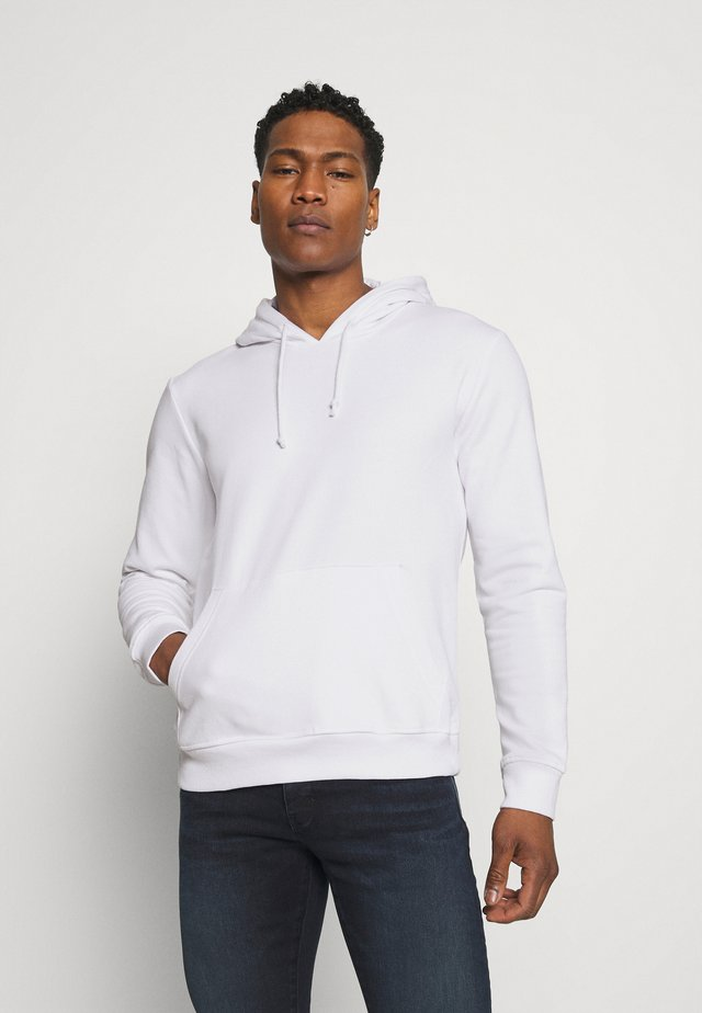 CLARENC - Sweatshirt - optic white