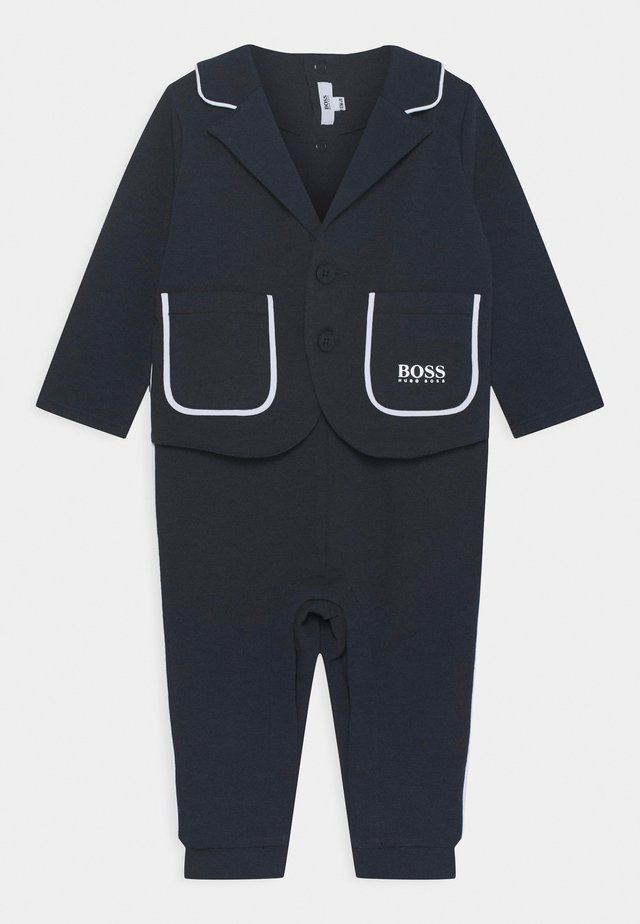 ALL IN ONE - Jumpsuit - navy