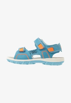 Walking sandals - azzurro