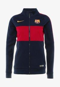 Nike Performance - FC BARCELONA - Training jacket - obsidian/noble red/university gold - 6