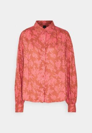 YASBEA SHIRT - Button-down blouse - chutney bea