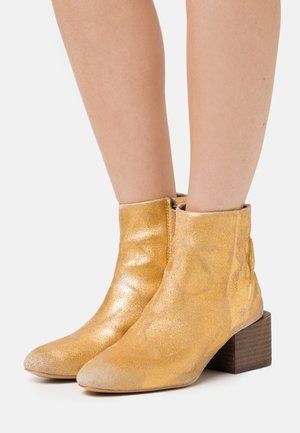 JAYNET JAYNET MAB - Classic ankle boots - gold
