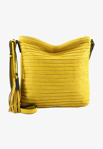 CARINA - Bandolera - yellow