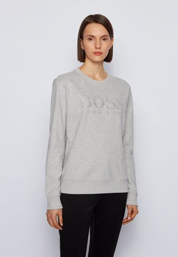 C_EBOSSA - Sweatshirt - silver