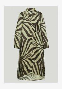 Massimo Dutti - Shirt dress - khaki - 3