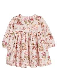 Next - PINK FLORAL JERSEY DRESS  - Denní šaty - pink - 1