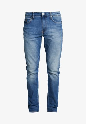 CKJ 026 SLIM - Jeansy Slim Fit - bright blue