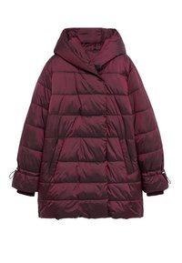 Violeta by Mango - SOHO7 - Winter coat - granatrot - 6