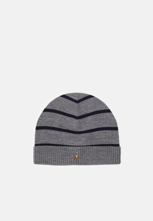 APPAREL ACCESSORIES HAT UNISEX - Muts - boulder grey heather