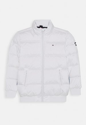 REFLECTIVE FLAG BOMBER - Winter jacket - white