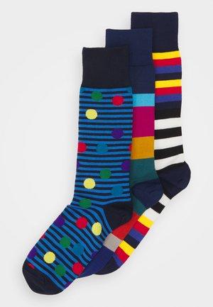 MEN SOCK 3 PACK - Socks - multi-coloured