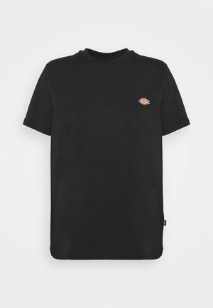 MAPLETON TEE - Print T-shirt - black