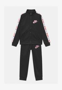 Nike Sportswear - FULL ZIP SET - Sportovní bunda - black - 0