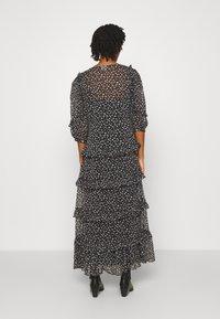 JDY - JDYPENELOPE DRESS - Maxi dress - black/grey - 2