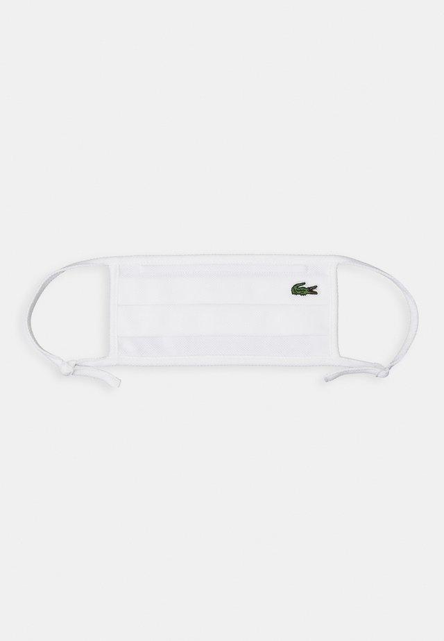 UNISEX - Masque en tissu - blanc