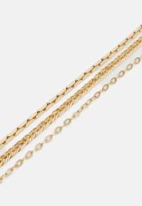 Topman - MIXED CHAIN - Collana - gold-coloured - 3