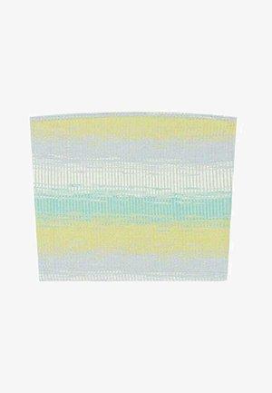 MEHRFARBIGES BANDEAU TOP  - Top - multi coloured