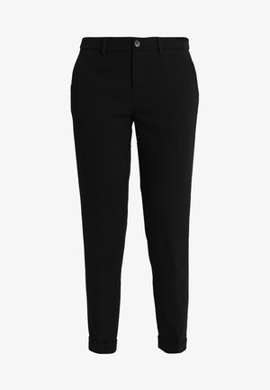 NEW YORK LUXURY - Pantaloni - nero