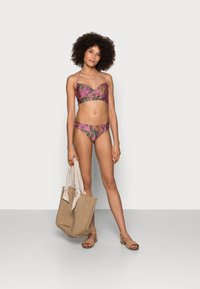 ONLY - ONLJULIE BRAZILIAN SET - Bikini - dusty rose - 1