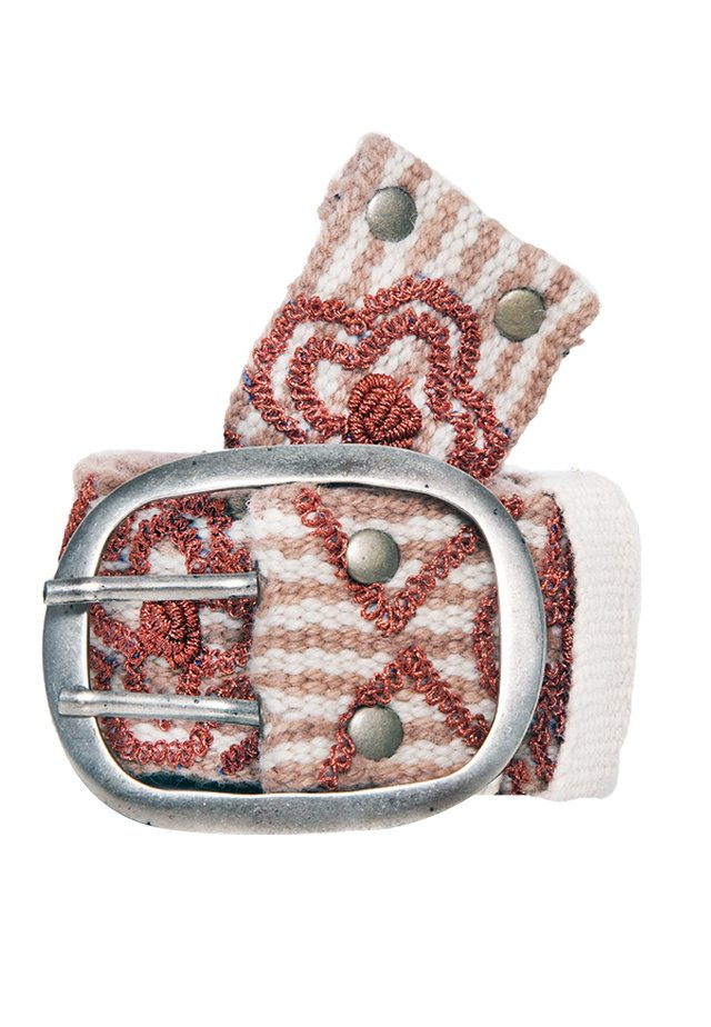ORIENTAL - Belt - cinnamon