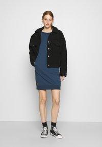 Ragwear - MENITA - Day dress - denim blue - 1