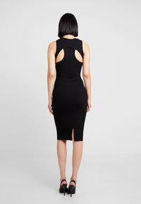 Mossman - THE LODGE DRESS - Day dress - black - 2