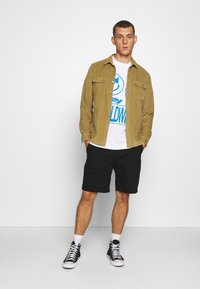 Obey Clothing - ACID CRASH - Print T-shirt - white - 1