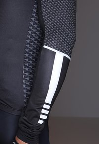 Craft - ROUTE - Top sdlouhým rukávem - black/white - 6