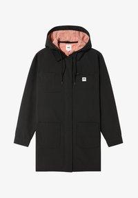 Vans - WM DRILL LONG CHORE COAT MTE - Classic coat - black - 3