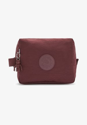 PARAC  - Wash bag - intense maroon