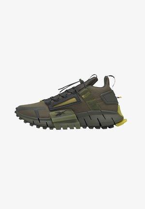 ZIG KINETICA EDGE SHOES - Sneakersy niskie - green