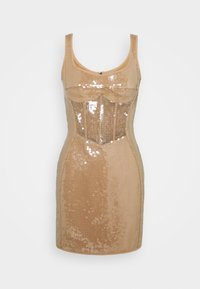 David Koma - Cocktailklänning - beige - 5
