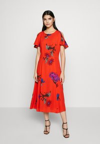 Paul Smith - Denní šaty - red - 0