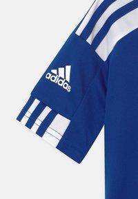 adidas Performance - SQUAD UNISEX - Print T-shirt - white - 2
