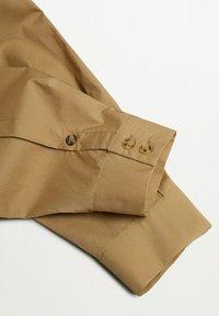 Mango - BELINDA - Košilové šaty - mellembrun - 7