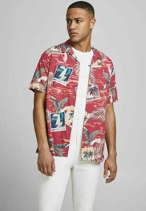 JORTROPICANA RESORT - Overhemd - slate rose