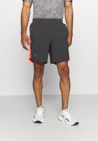 Under Armour - LAUNCH SHORT - Pantaloncini sportivi - grey - 0